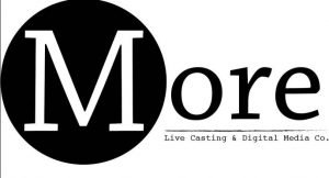 More Live Casting and Digital Media logo